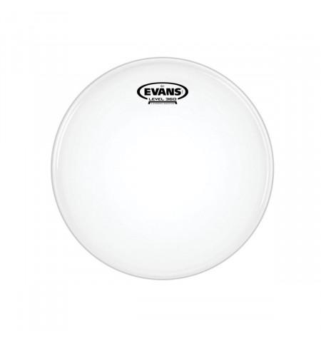 "Evans 22/"" EQ3 Black No Port Version Bass Drum Head Skin BD22RB-NP"