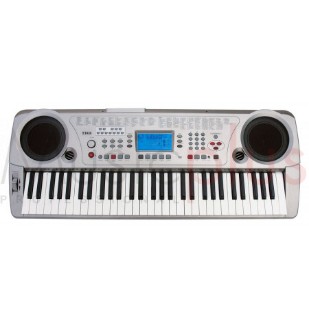 Ringway - TB820 GRY, Oriental Keyboard with USB, Grey