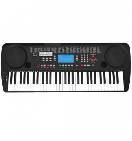 Ringway - TB820 BK, Oriental Keyboard with USB, Black