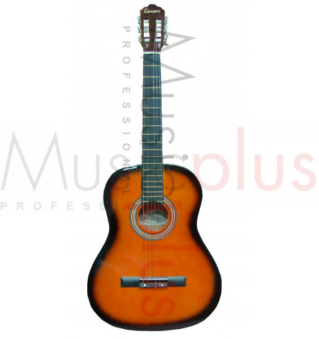 Tenson - SO-100 SB, Guitare Classique 4/4 Sonata Series, Sunburst
