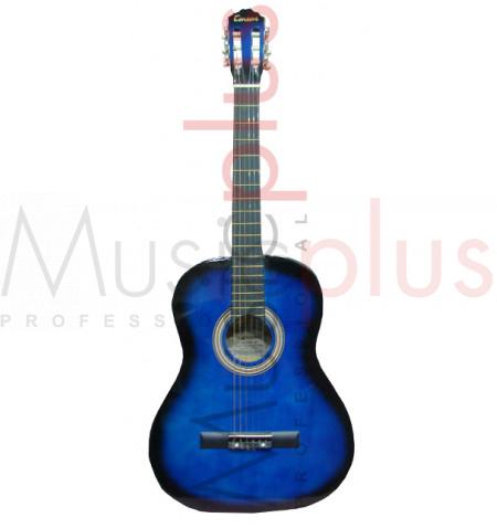 Tenson - SO-100 BB, Guitare Classique 4/4 Sonata Series, Blueburst