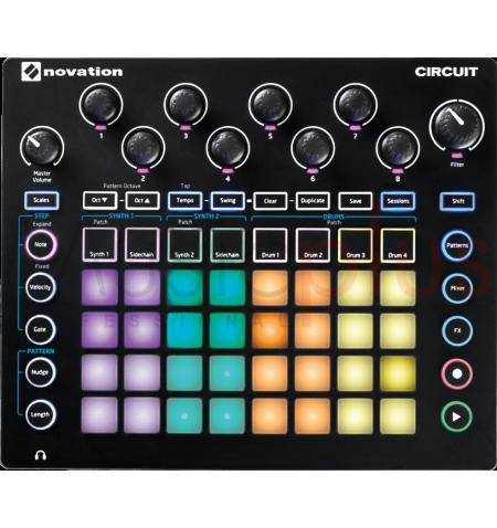 Circuit, Groovebox